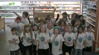Missoula Coyote Choir | Grow Your Own Food | Spring 2011
