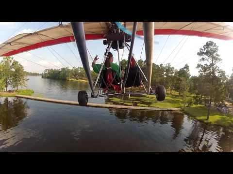 Go Pro Ultralight Flying