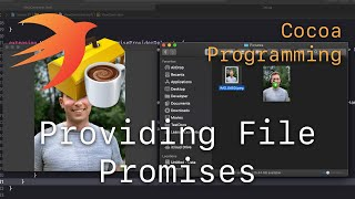 Cocoa Programming L87 - NSFilePromiseProvider