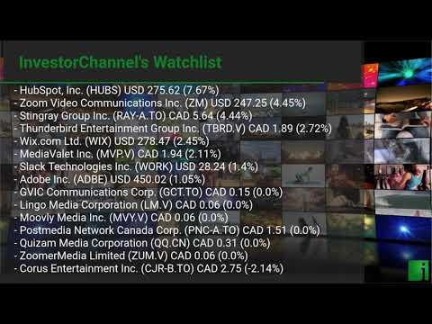 InvestorChannel's Media Watchlist Update for Thursday, Aug ... Thumbnail