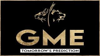 GME Stock - GameStop Prediction for Monday, Jan. 25th