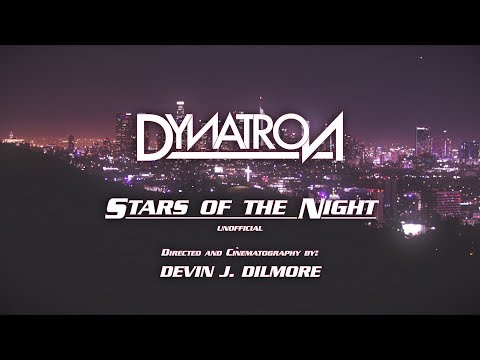 Dynatron - Stars of the Night (unofficial fan video)