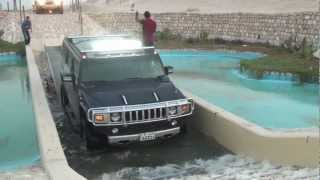 Kuwait Hummer Adventurers Team BIC