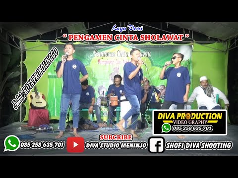 Kota Probolinggo Versi Pengamen Cinta Sholawat...