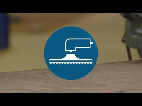 ¿Cómo lijar con un disco de fibra montado en una amoladora angular?