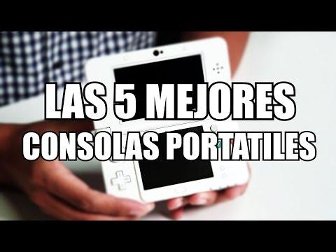 Las 5 MEJORES consolas PORTATILES