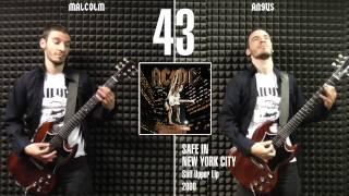 50 AC/DC RIFFS