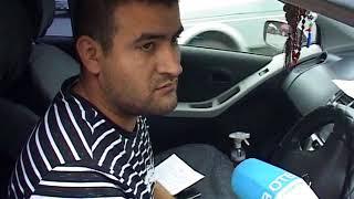 Водитель пребывает в шоке после аварии на Пушкинской