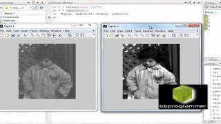 MATLAB tutorial: Image Processing Basic (6 functions in 4 mins)