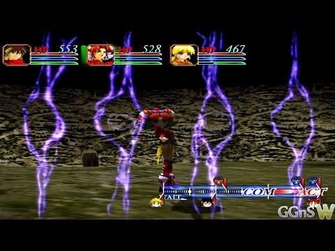 Gameplay de Grandia II Anniversary Edition / Grandia II HD Remaster