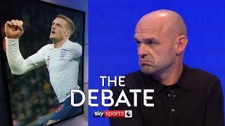 Is Jamie Vardy right to retire from England? | The Debate | Murphy, Lennon & Holt