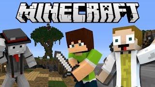 [GEJMR] Minecraft - EggWars s MenTem a Kelem - Mapa Monkey