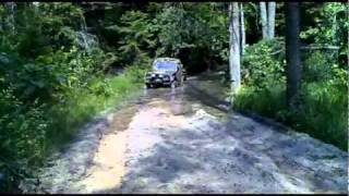 preview picture of video 'Offroad in Polen 14.08.2010'