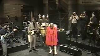 Rufus Thomas - Do the Funky Chicken [Sunday Night Live - 1989]
