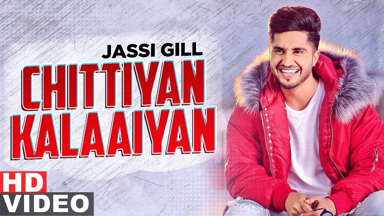 Chitiyan Kalayian Lyrics - Jassi Gill Full Song Lyrics | Jump 2 Bhangraa | Desi Routz | Latest Punjabi Song 2020 - Lyricworld