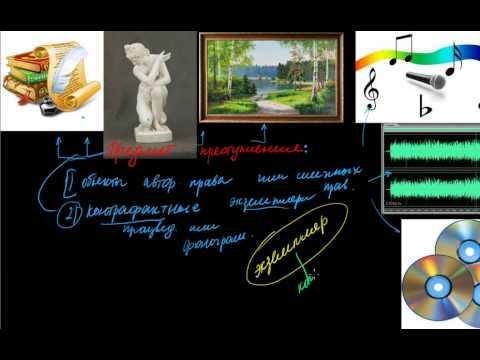 328  Нарушение авторских и смежных прав  Ч 1