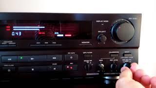 Tapedeck SONY TC-K 770 ES Dual Capstan Direct Drive