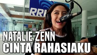NATALIE ZENN - CINTA RAHASIAKU (ACCOUSTIC) #RadioVisit @PRO2BDG