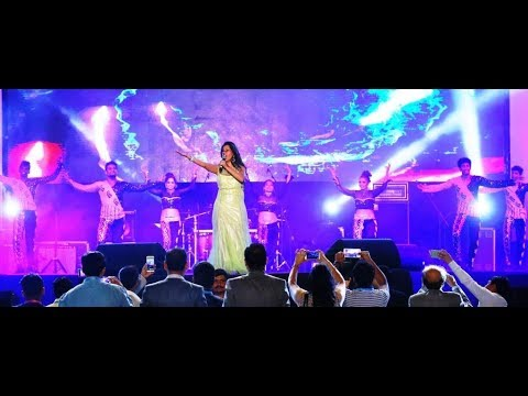 APICON 2018 FOR 5000 DOCTORS WITH PLAYBACK SINGER KK