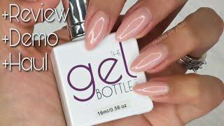 The Gel Bottle Inc. Review + Demo + Haul