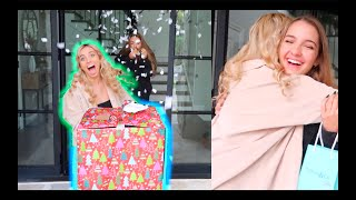PRANKING MY FRIENDS THEN GIVING THEM CHRISTMAS GIFTS