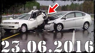 Подборка ДТП и Аварии до 23 06 2016 PRO.DTP