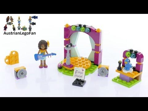 Vidéo LEGO Friends 41309 : Le duo musical d'Andréa