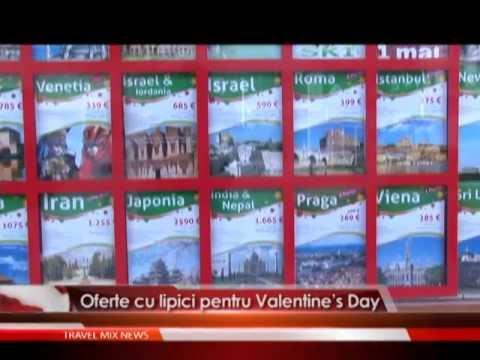 Oferte cu lipici pentru Valentine's Day