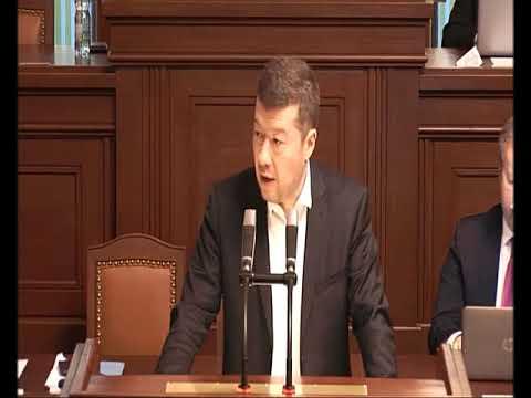 Tomio Okamura: Navrhl jsem za SPD mimořádný bod k Globálnímu paktu o uprchlících