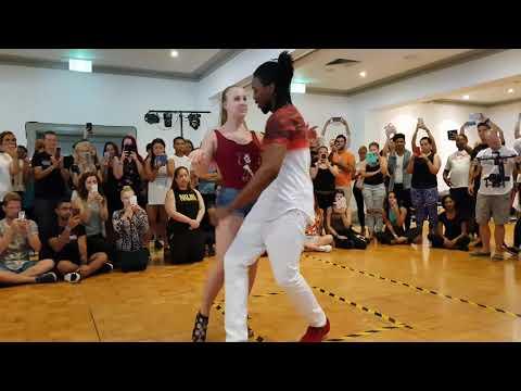 Dançando Kizomba