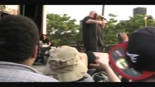 Action Bronson - Thug love story 2012 Live At Red Hook Park, Brooklyn NY 6/19/12