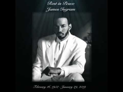 I Believe I Can Fly  ~  In Memory of Mr. James Ingram