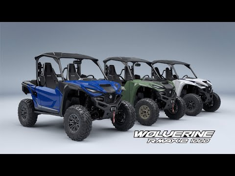 2021 Yamaha Wolverine RMAX2 1000 in Saint Helen, Michigan - Video 2