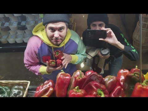 Stealing Bell Peppers in Santa Cruz mp3