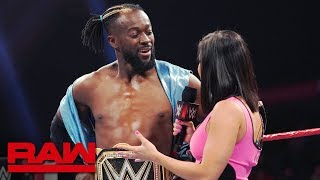 """Kofi Kingston Is A Guest On """"The Sami And Kevin Show"""": Raw, June 24, 2019"""