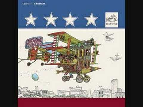 Jefferson Airplane - The Ballad of You & Me & Pooneil