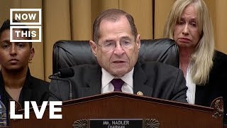 House Hearing on 'Lessons Learned' From Mueller Report | NowThis