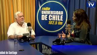 Juan Pablo Cárdenas conversa con Lucía Dammert