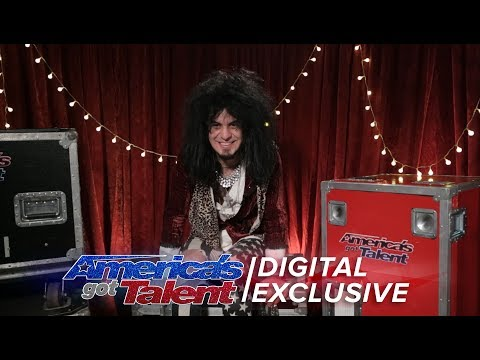 Keyboard Rocker Jay Jay Phillips Recalls The Excitement of The AGT Stage - America's Got Talent 2017