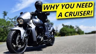 Whats The Point Of Cruiser Motorcycles?