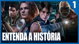 Saga Resident Evil | Entenda a História dos Games | PT. 1