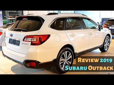 New Subaru Outback 2019 Review Interior Exterior