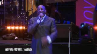 Caribbean Medley - Donnie McClurkin live @ Novara Gospel Festival 2009