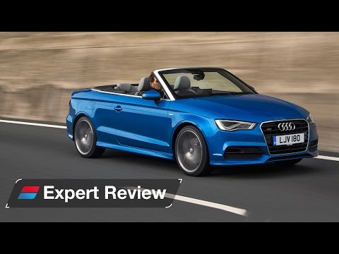 Audi A3 Cabriolet car review