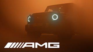 [오피셜] The Mercedes-AMG G 63: Stronger Than Time
