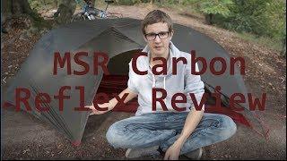MSR Carbon Reflex 1 // Ultralight tent Review das nahezu Perfekte Zelt ?!
