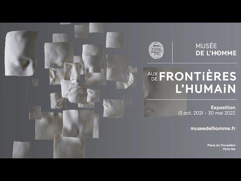 Aux frontières de l'humain au Musée de l'Homme - Bande-annonce