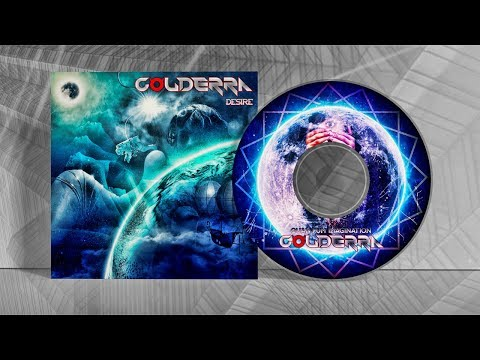 COLDERRA - Desire (Official Lyric Video) online metal music video by COLDERRA