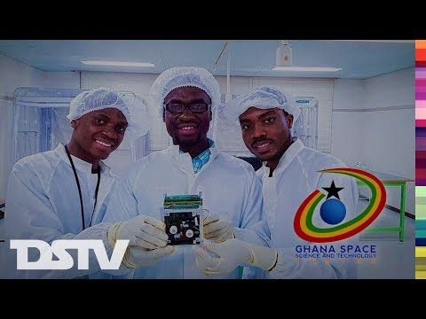 This Is The Ghana Space Science And Technology Center