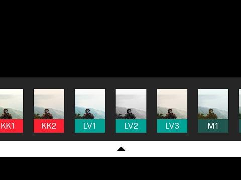 Video VSCO Full Effect Gratis